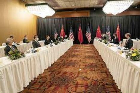 'Cumbre de Estados Unidos y China en Anchorage', por Augusto Conte de los Ríos
