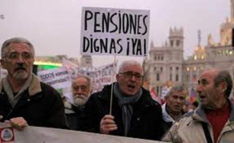 """Francisco Lucas: """"El Gobierno de España aprueba que los cerca de 250.000 pensionistas de la Región cobren 27,6 millones de euros más este año"""""""