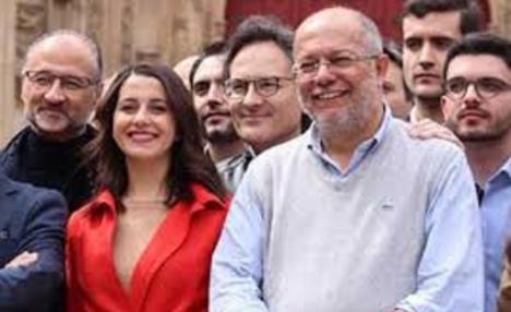 Ciudadanos, de mal en peor después de que Francisco Igea, vicepresidente de Cs en Castilla y León haya dimitido de sus cargos en el partido