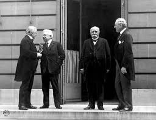 Tal día como hoy de 1919 da comienzo la Conferencia de Paz de París