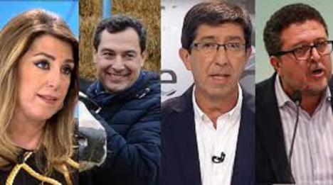 Los diputados andaluces dan la espalda a la crisis sanitaria y rechazan la petición de Teresa Rodríguez de bajarse el sueldo