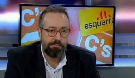 Juan Carlos Girauta abandona Ciudadanos