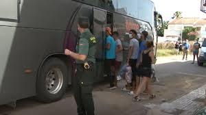 Seis inmigrantes en cuarentena expulsados por los vecinos de Los Nietos (Cartagena)