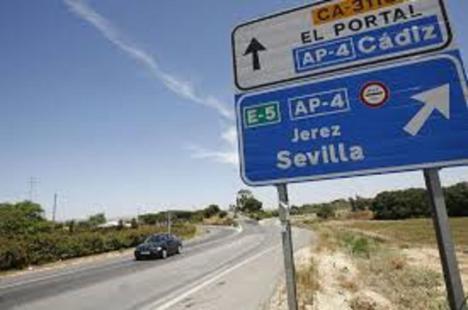Por fin: Adiós al peaje en la autopista entre Sevilla y Cádiz