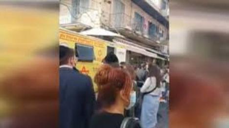 Vacunación móvil en Jerusalén para inmunizar a todo el que quiera