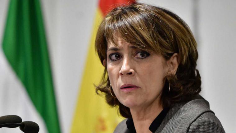 Dolores Delgado en la Fiscalía General a propuesta de Sánchez y en sustitución de María José Segarra, que ocupaba el cargo desde junio de 2018