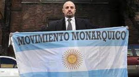 Un iluminado quiere instaurar la monarquía en argentina y quiere convertir al hijo mayor de Iñaki Urdangarín y Cristina de Borbón en rey