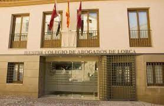 EL INCOLORO: 'El Colegio de Abogados y el Foro Casco Histórico firman un convenio de colaboración para la recuperación del patrimonio lorquino', por Jerónimo Martínez