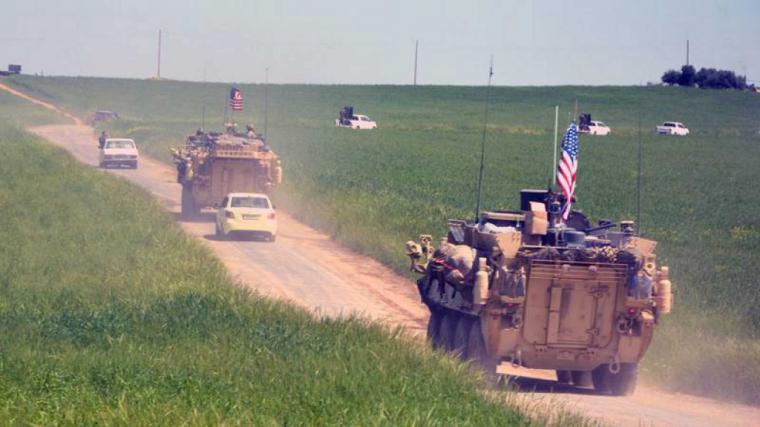 El Ejército de EEUU regresa a Siria
