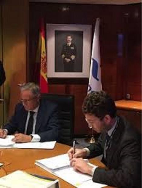 SAES firma con Thales un acuerdo para dotar de tecnología sonar a las fragatas F-110