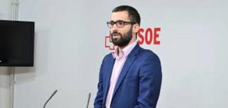 """Francisco Lucas: """"Ciudadanos es el único responsable de que los herederos de Valcárcel sigan desgobernando y hundiendo a la Región de Murcia"""""""