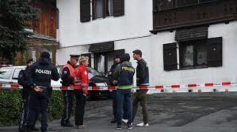 AUSTRIA DE LUTO: un joven mata a su exnovia, de 19 años, a la nueva pareja de esta y a toda su familia