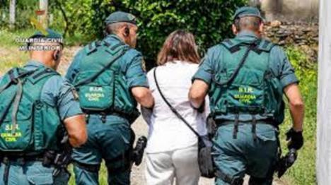 La Guardia Civil baraja que la presunta asesina de Castro Urdiales habría pagado 12.000 euros a unos sicarios para matar a su pareja