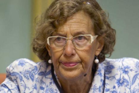 Suena el nombre de Manuela Carmena para un ministerio o para Defensora del Pueblo