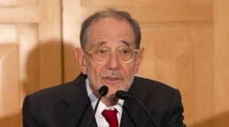 Javier Solana ingresado en el hospital Ramón y Cajal al dar positivo en coronavirus