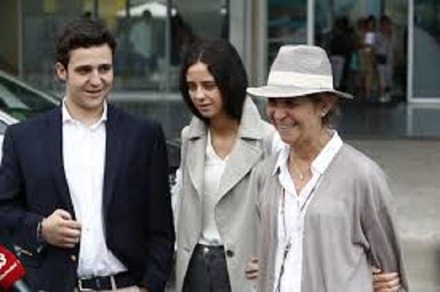 Victoria Federica, hija de la infanta Elena y hermana de Froilán, otra a la que le importa un pimiento saltarse la ley