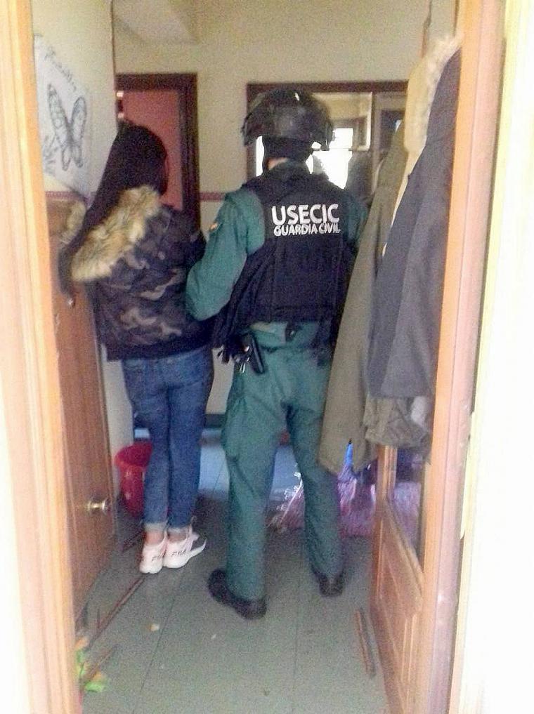 Detienen al preso que se había fugado tras un permiso
