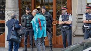 Última hora. Detenido el número dos de Oriol Junqueras, aunque no es el único.