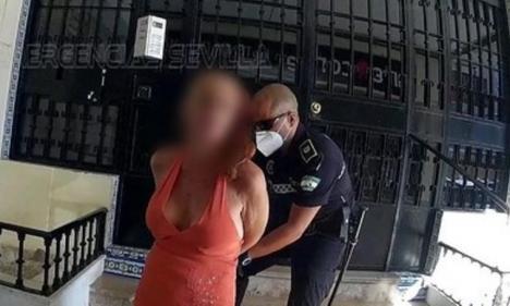 Una mujer ha sido detenida en Sevilla por apuñalar a su expareja