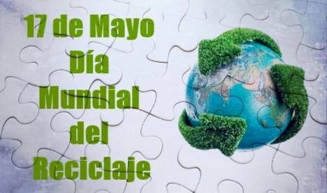 """El Ayuntamiento de Águilas se suma a la campaña """"Para reciclar, colores"""" promovida por Carrefour y CC Águilas Plaza"""