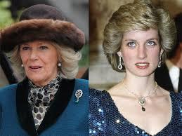 Diana de Gales y Camila Parker, dos mujeres para la historia.