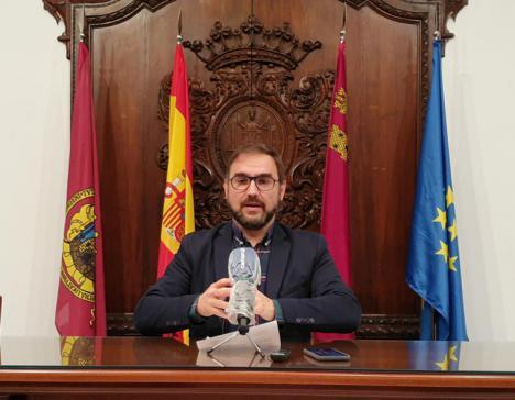 El Ayuntamiento de Lorca empleará el dinero de las sanciones por incumplimiento del Estado de Alarma en la compra de material sanitario para la protección frente al Coronavirus