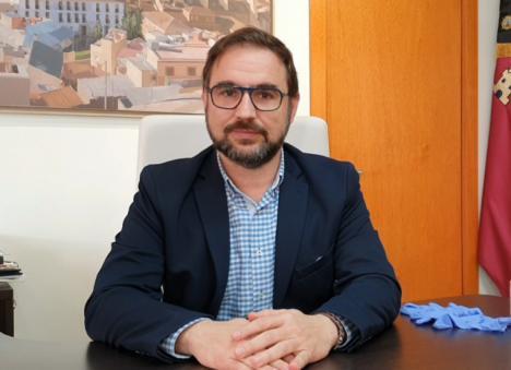 """Diego José Mateos: """"valoramos muy positivamente la decisión de archivo de todos los expedientes de justificación pendientes de ayudas para reparación de viviendas dañadas por los terremotos"""""""
