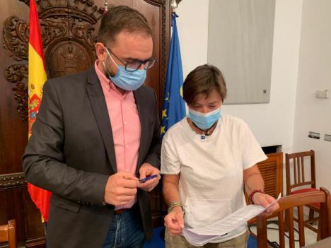 El Ayuntamiento de Lorca invierte más de 1'8 millones euros en atender las necesidades sociales de los ciudadanos y ciudadanas que más están padeciendo los efectos del Covid-19