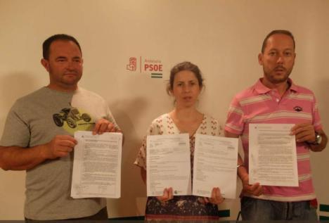 Agresión de un alcalde del PP a un concejal y a un militante del PSOE.