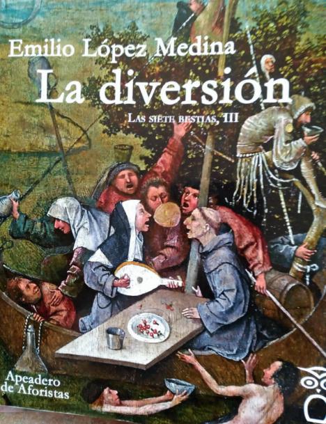 DIVIÉRTETE Y MUERE, por José Biedma López