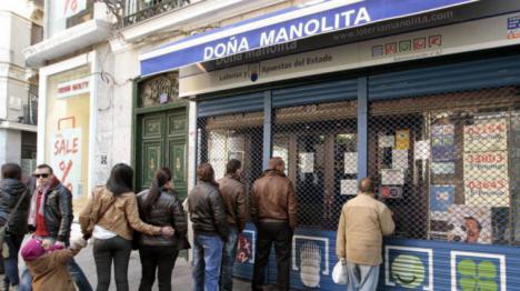 Doña Manolita.
