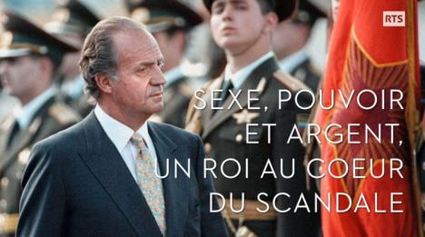 La TV suiza emite un documental sobre Juan Carlos de Borbón titulado: