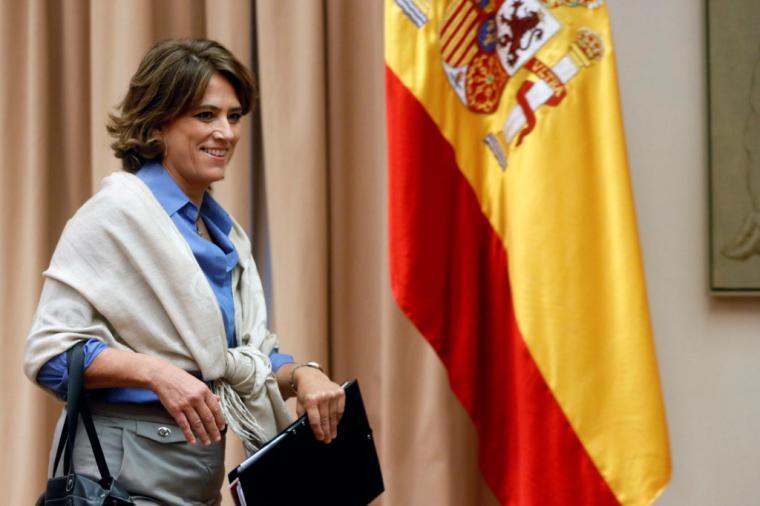 Cesado el director de Comunicación de la ministra, Dolores Delgado