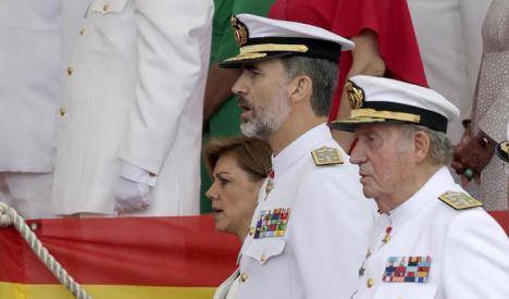 ¿Es Felipe el legítimo heredero de la corona?