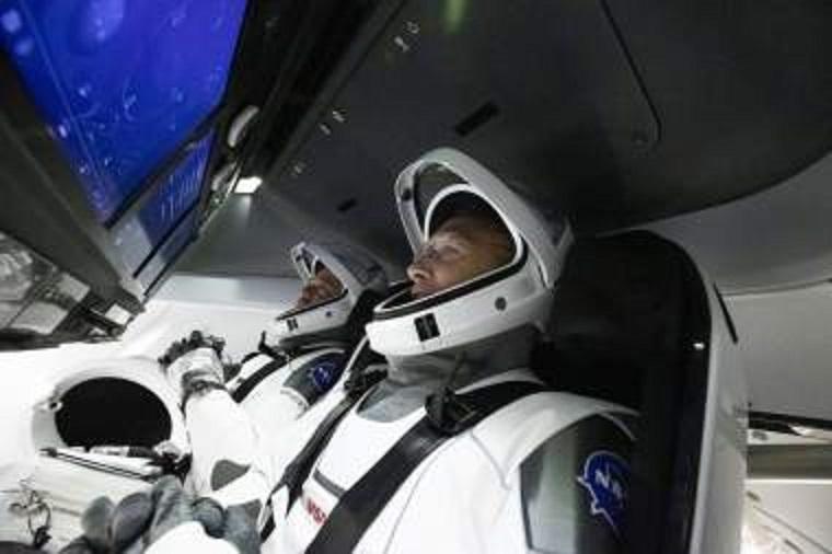 La Nasa suspende en el último momento el lanzamiento de una nave tripulada