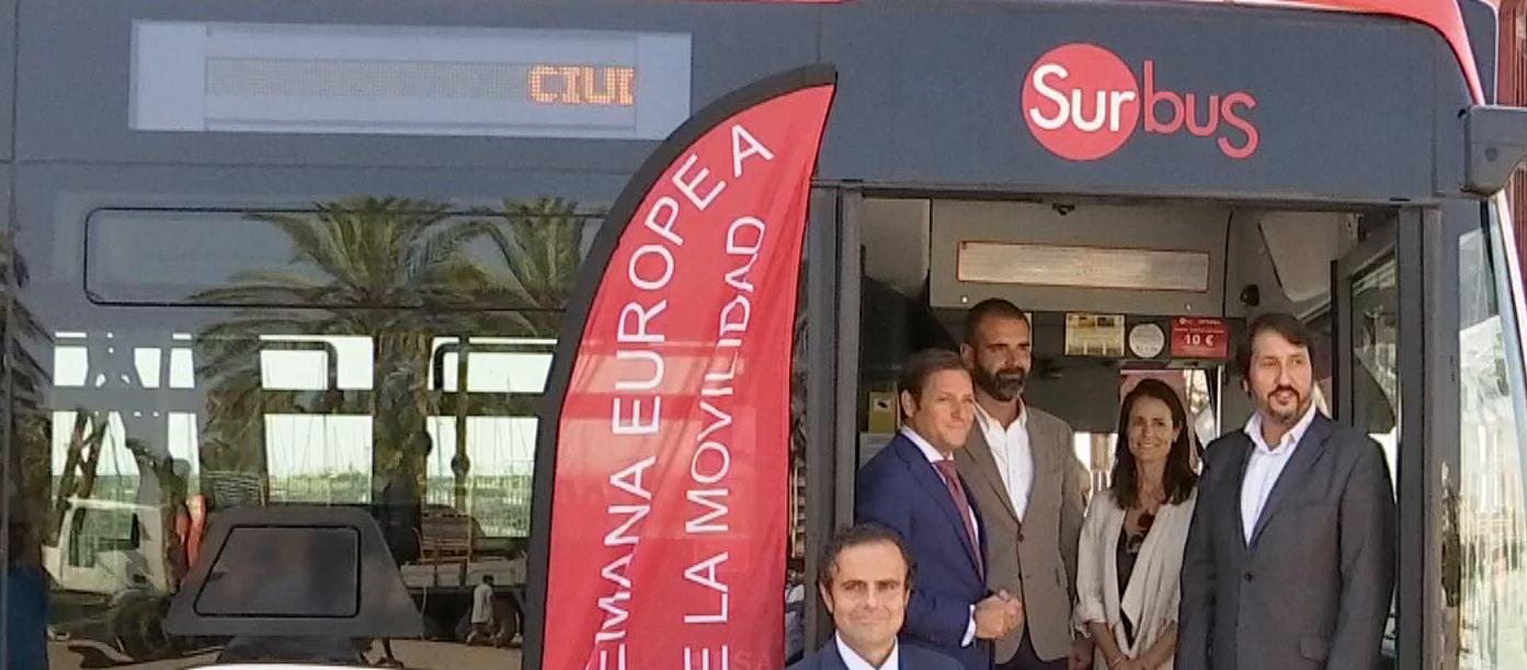 Trabajadores rechazan el ERTE de Surbús Alsa en Almería ·