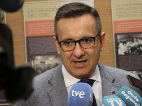 Diego Conesa destaca la necesidad de unidad política, lealtad institucional y solidaridad para vencer el coronavirus