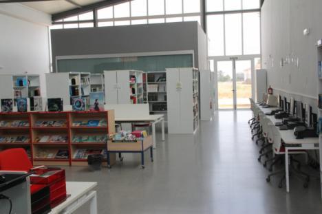 El Esparragal-La Estación contará con un aula de nuevas tecnologías con equipos de última generación para combatir la brecha digital