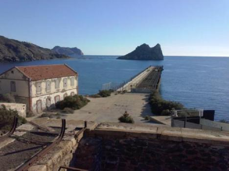 Un paso más cerca de la restauración del Embarcadero del Hornillo