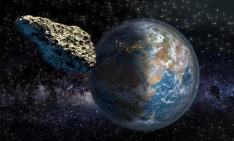 La NASA y la ESA se proponen desviar un asteroide de su trayectoria