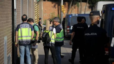El amaño de adjudicaciones de servicios de tráfico se salda con medio centenar de detenidos.