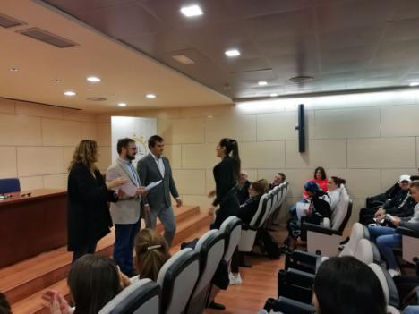 El paro interanual deja 374 desempleados menos durante el pasado mes de febrero en el municipio de Lorca