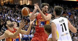 España elimina a Alemania y se mete en las semifinales del Eurobasket