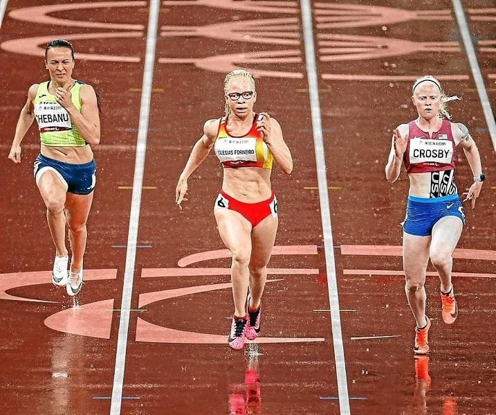 Nuestros deportistas paralímpicos suman 33 medallas en Tokio
