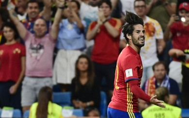España- Italia 3-0. Isco, simplemente genial.