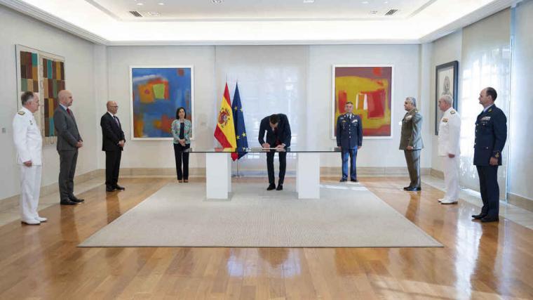 'La Directiva de Defensa Nacional 2020 (DDN20) desde la perspectiva de las Alianzas de defensa: OTAN y UE ', por Rubén García Servert,Teniente General (Reserva)