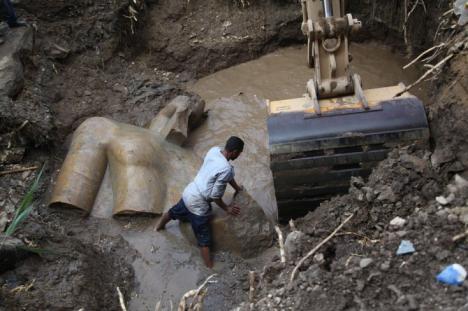 Nuevo descubrimiento en Egipto.