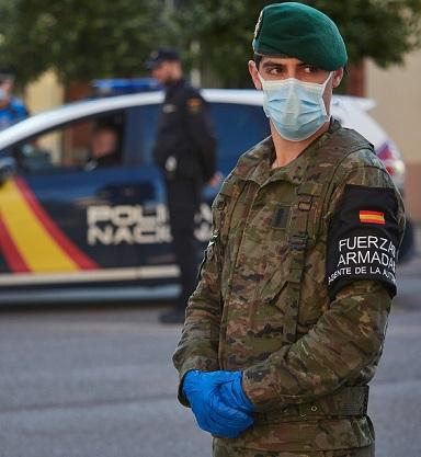 CONSECUENCIAS DEL COVID-19 EN EL EJÉRCITO DE TIERRA, por Luis Feliú Ortega, Teniente General del Ejército (R)