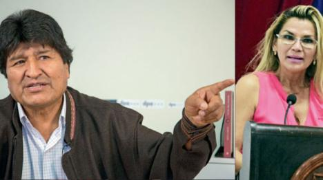 Un Juez del Tribunal Constitucional de Bolivia declara ilegal la presidencia de Añez