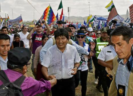 Contrainformación saca a la luz el plan de Estados Unidos para el Golpe de Estado en Bolivia